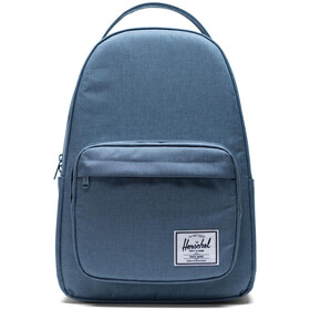 Herschel Miller Backpack blue mirage crosshatch